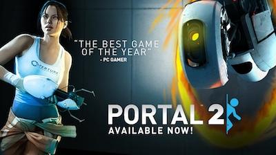 Šodien iznāk Portal 2 [Kūka atkal būs meli]