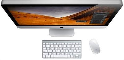 Jauni iMac modeļi [quad core, Thunderbolt]