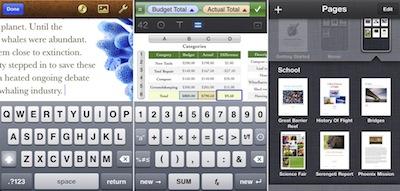 Ofisa programmatūra iWork beidzot pieejama arī iPhone lietotājiem