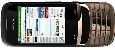 Nokia C2-06 apvienos divreiz divas pasaules vienā
