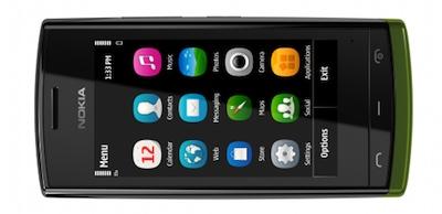 Jauns budžeta smārtfons - Nokia 500