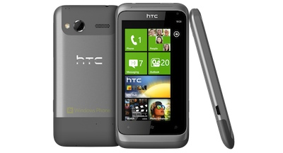 Titāns un Radars - jaunie HTC Windows Phone telefoni