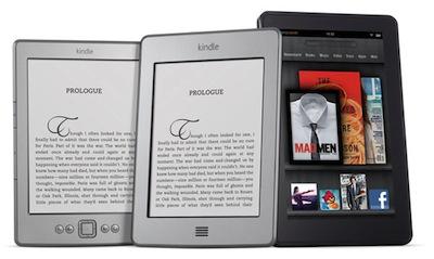 Amazon prezentē planšetdatoru Kindle Fire un jaunus Kindle e-grāmatu lasītājus