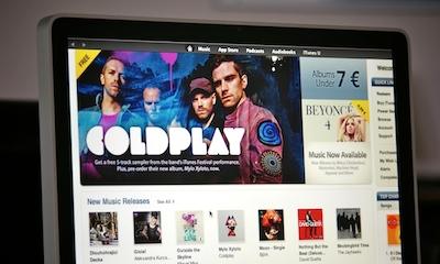 iTunes mūzikas veikals ir klāt! [papildināts ar AKKA/LAA komentāru]