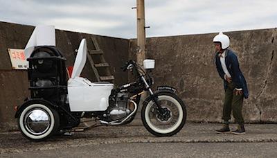 Japānu apceļos motorizēts klozetpods