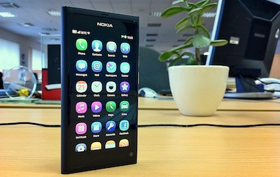 Tests: Nokia N9