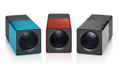 Litra kamera [Lytro light field camera]