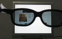 Drošības operācija ekrānam