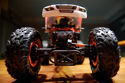 Tests: radiovadāmais auto Rock Crawler