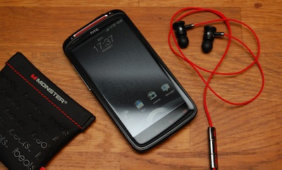 Tests: viedtālrunis HTC Sensation XE