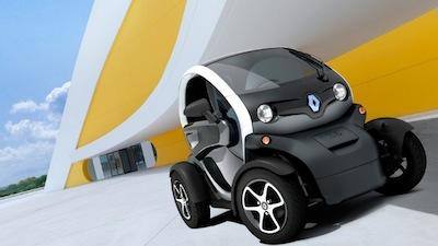Renault Twizy - gandrīz ideāls auto