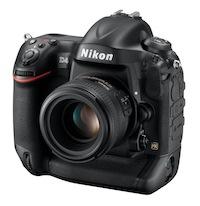 Nikon D4 - jauns kārumiņš fotogrāfijas profiem