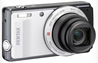Kompaktkamera ar divām pogām - Pentax Option VS20