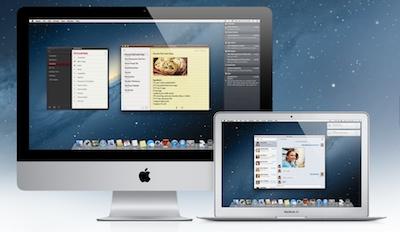 Kalnu lauva nāk [Mac OS X 10.8]