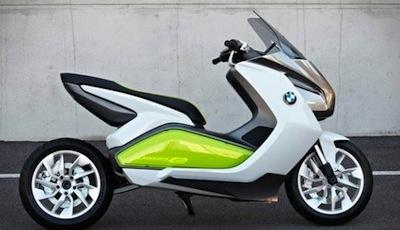 BMW E-Scooter [vārds izsaka visu]