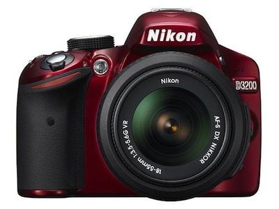 Nikon D3200 - jauns aparāts iesācējiem