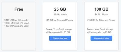 Google Drive ir klāt - vēl viens mākonis ar neskaitāmiem gigabaitiem