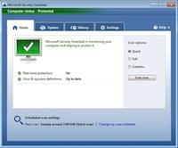 Iznākusi jaunā Microsoft antivīrusu sistēma Microsoft Security Essentials 4.0