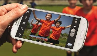 Jaunais dižpārdoklis - Samsung Galaxy S3