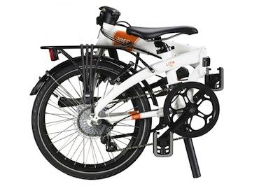 Vai skandāls? [Jā!] Latvijā ienāk jauns saliekamo velosipēdu zīmols Tern
