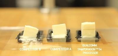 Cik kubiciņus sviesta tavs telefons var izkausēt? [Snapdragon termo-testi]