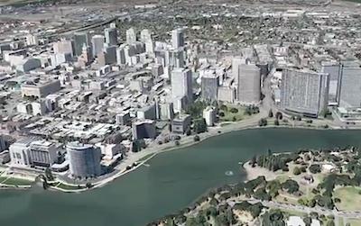 Google prezentē jaunu 3D karšu versiju ar apbrīnojamu detalizāciju