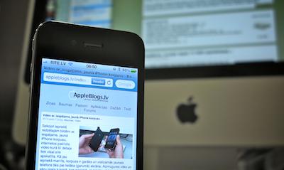 Darbu sāk jauna ziņu lapa Appleblogs.lv
