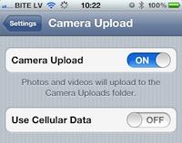 Atjaunotā Dropbox aplikācija tagad automātiski augšupielādē bildes