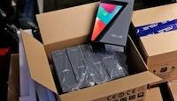 Izpako savu Google Nexus 7 planšetdatoru
