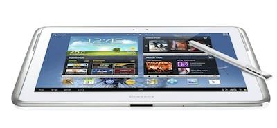 Tuvojas Samsung Galaxy Note 10.1