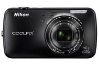 Nikon paziņo par Android darbinātu fotokameru - Coolpix S800c