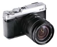 """Noklīdis"" Fujifilm X-E1 retro izskata fotoaparāts"