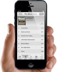 iPhone 5 — perfekcionista sapnis