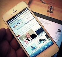 Tele2 jau piedāvā jauno iPhone 5