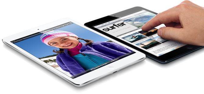 iPad mini un citi Apple jaunumi