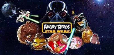 Angry Birds Star Wars no šodienas pieejama lejupielādei
