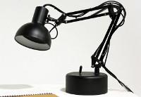 Uzmācīgā lampa