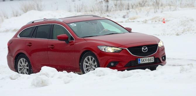 Jaunā Mazda6 2013 - pirmie iespaidi