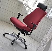 Tests: Ergonomiskais krēsls Astrix