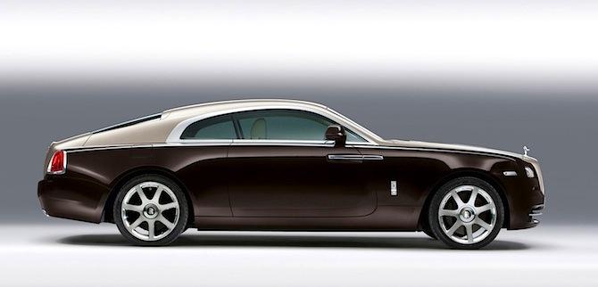 Rolls-Royce Wraith - jauns neaizsniedzamais sapnis