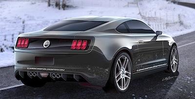 Ford Mustang Eiropā būs pieejams ar 2.3 litru EcoBoost dzinēju