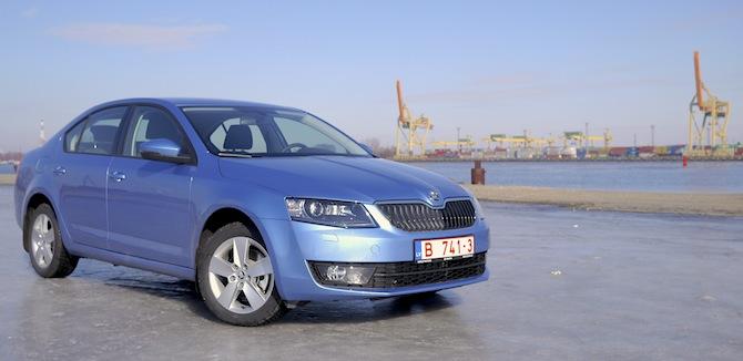 Pirmie iespaidi par jauno Škoda Octavia