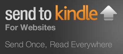 Amazon atgādina lietotājiem par Kindle priekšrocībām - ievieš pogu Send To Kindle