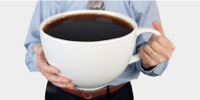 Kafijas krūze īstiem kafijmīļiem