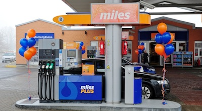 Statoil jauna degviela - miles