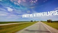Tu neticēsi, ka šis video ir veidots no Google Streetview bildēm