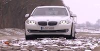 Klausies kā skan BMW... durvis, slēdži un piekare