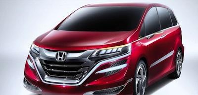 Honda Concept M - visu laiku neglītākais vai stilīgākais minivens?