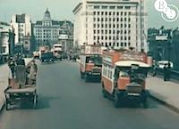 Kā Londona izskatījās pirms 86 gadiem