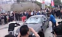 Kā pareizi sasist Maserati ar āmuru